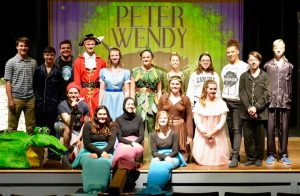Cast of Peter + Wendy