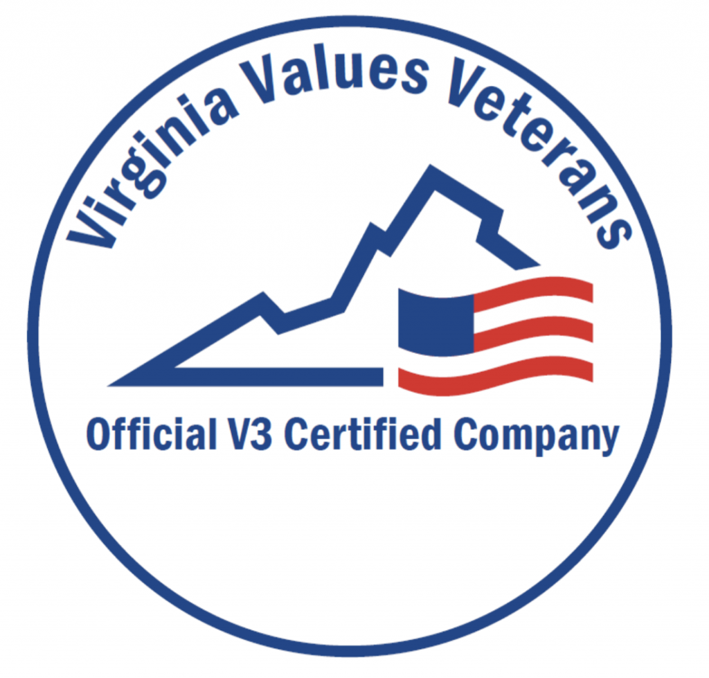 V3 Certification Seal for Employment