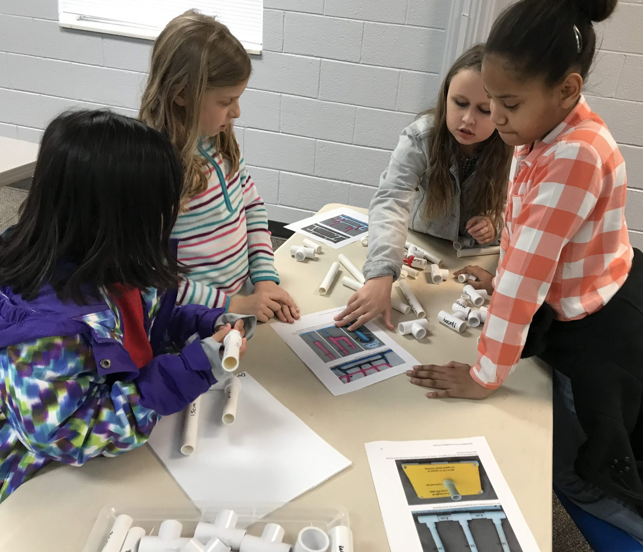 Students Prepare for Regional Robotics Competition