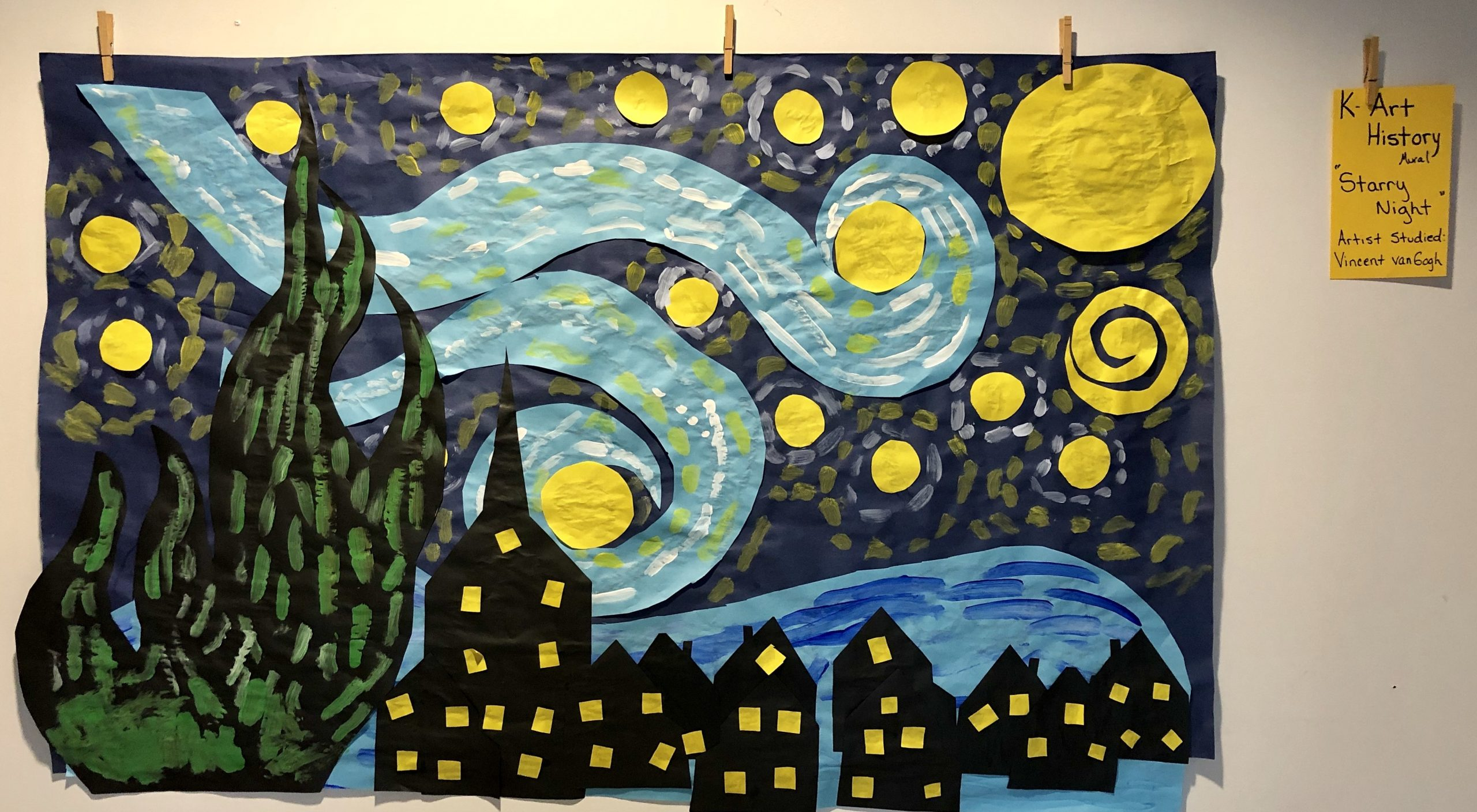 Spring Art Show Day Five