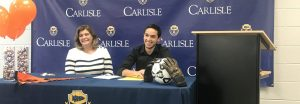 Carlisle Hosts Virtual Signing Event