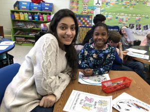 Students in Mentoring