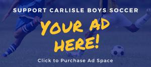 Boys Soccer Ad