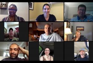 Virtual Class Reunion