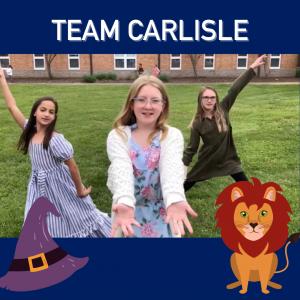 WEEK 3: Vote For Carlisle