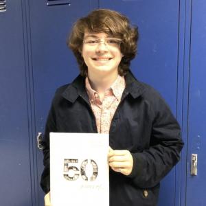 Carlisle Yearbook Honored