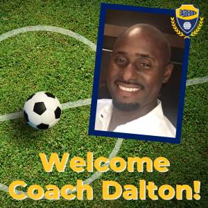 Dalton Named Soccer Coach